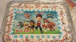 pr L2L upsherin cake 2