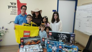 pr canc sup lego - Michelle Justic - Justic family