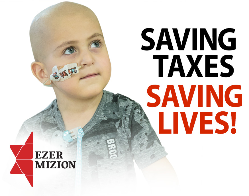Saving taxes – saving lives!